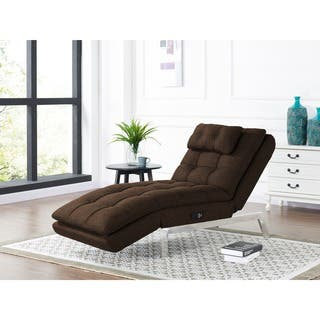 living room set with chaise. Relax A Lounger Adrian Convertible Chaise by Lifestyle Solutions Lounges Living Room Furniture For Less  Overstock com