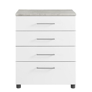 SystemBuild Latitude 4 Drawer Base Cabinet