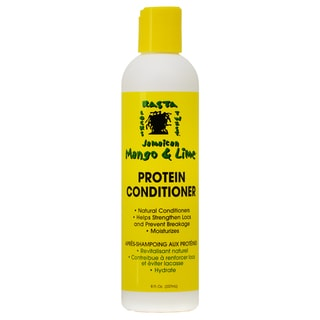 Jamaican Mango & Lime 8-ounce Protein Conditioner
