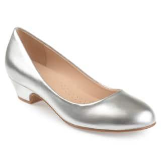 da3a587710f45 Buy Silver Women s Heels Online at Overstock