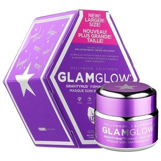 GlamgGow Gravity Mud 1.7-ounce Firming Treatment Mask