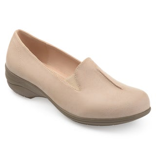 Journee Collection Women's 'Ellery' Comfort-sole Casual Loafers