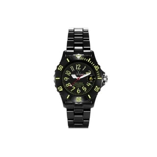 ToyWatch Fluo Small Black FL60BKN
