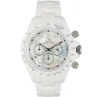 ToyWatch Fluo Chrono White FL20WH|https://ak1.ostkcdn.com/images/products/17611363/P23828085.jpg?_ostk_perf_=percv&impolicy=medium