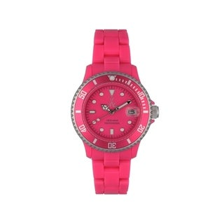 ToyWatch Fluo Small Pink FL30PS