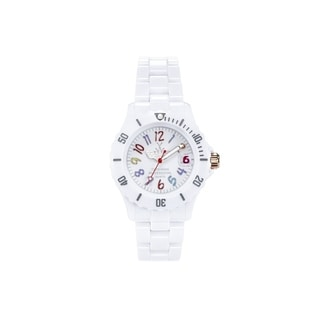 ToyWatch Fluo Small White FL59WHN