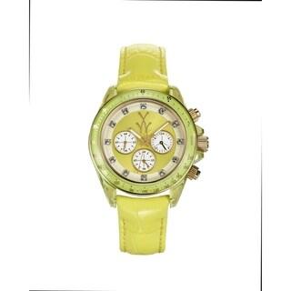 ToyWatch Toyglass Yellow TGLS04YL