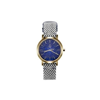 ToyWatch Maya Natural Stone Small Lapis MYSNS03BL