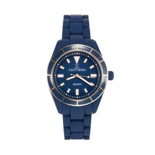 ToyWatch Velvety Enamel Blue VVE02BL