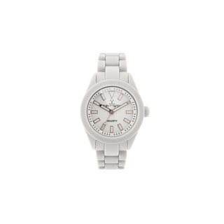 ToyWatch Velvety Small White VVL01WH