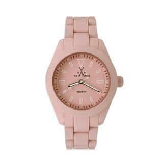 ToyWatch Velvety Baby Pink VV21BP https://ak1.ostkcdn.com/images/products/17611411/P23828102.jpg?impolicy=medium