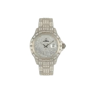 ToyWatch Total Stones White TSC01WH|https://ak1.ostkcdn.com/images/products/17611415/P23828108.jpg?impolicy=medium