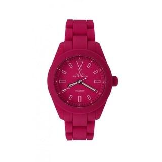 ToyWatch Velvety Pink Shocking VV17PS