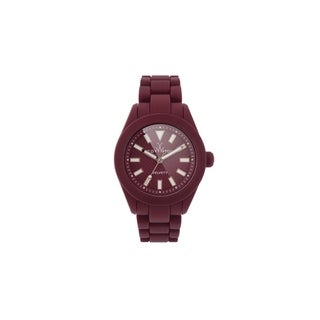 ToyWatch Velvety Small Purple VVL04PR