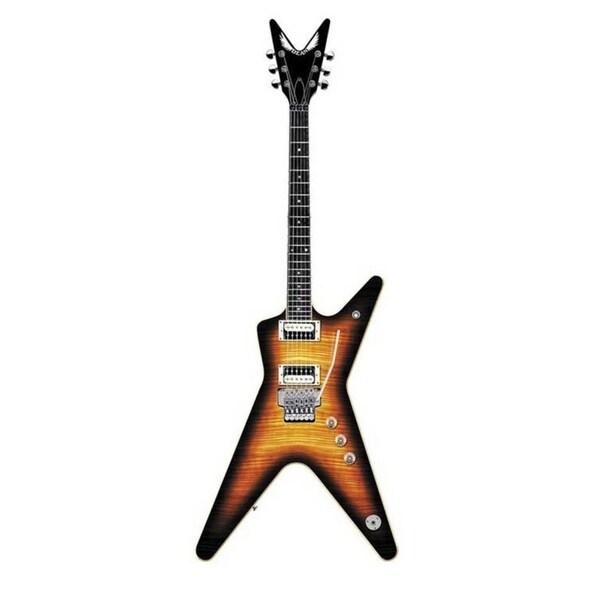 Shop Dean Ml 79 Floyd Electric Guitar Trans Brazilia Free