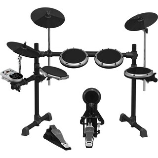 Behringer XD80USB High-Performance 8-Piece Electronic Drum Set w/175 Sounds, 15 Drum Sets, LCD Display and USB/MIDI