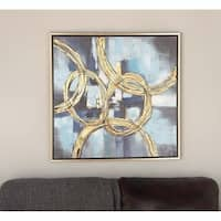 Studio 350 Framed Canvas Art 32 inches wide, 32 inches high