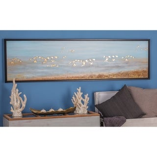 Studio 350 Framed Canvas Art 71 inches wide, 19 inches high