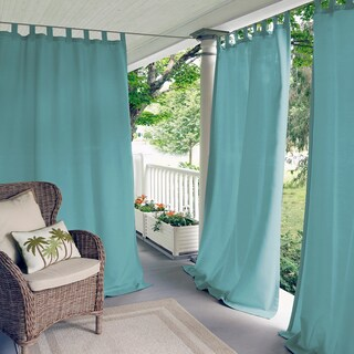Matine Indoor/Outdoor Curtain Panel (More options available)