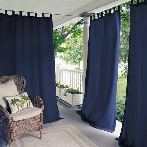 Matine Indoor/Outdoor Curtain Panel