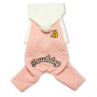 6778a0e08 Shop Touchdog Onesie Lightweight Breathable Printed Full Body Pet ...