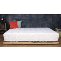Latex Memory Foam Mattress 10-inch Twin Mattress Medium Firm Bed in a Box