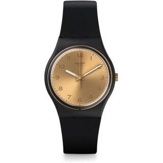 Swatch GOLDEN FRIEND TOO Unisex Watch GB288