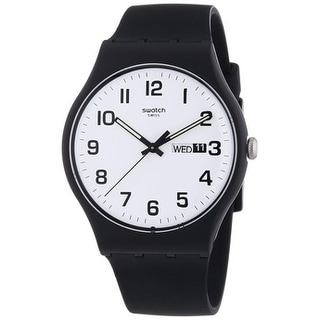 Swatch Twice Again Unisex Watch SUOB705