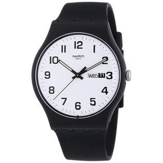 Swatch Twice Again Unisex Watch SUOB705
