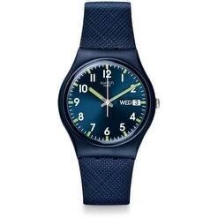 Swatch Sir Blue Unisex Watch