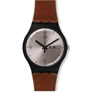 Swatch LONELY DESERT Unisex Watch SUOB721