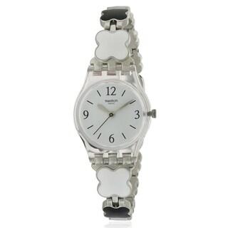 Swatch CLOVERCHECK Ladies Watch LK367G