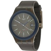 Swatch SISTEM FUDGE Silicone automatic Mens Watch