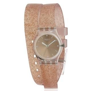 Swatch PINKINDESCENT Ladies Watch LK354C