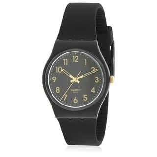Swatch Golden Tac Ladies Watch GB274|https://ak1.ostkcdn.com/images/products/17612437/P23829131.jpg?impolicy=medium