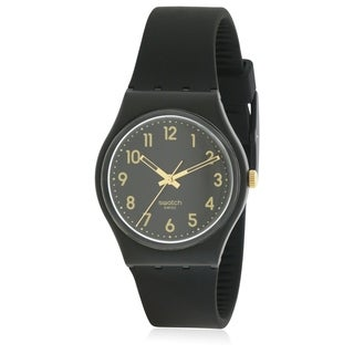 Swatch Golden Tac Ladies Watch GB274