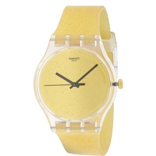Swatch NUIT DOREE Unisex Watch SUOK122