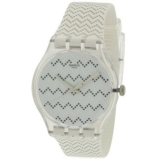 Swatch WAVEY DOTS Unisex Watch SUOK118