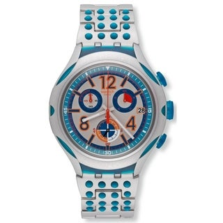 SWATCH 16 DOTS Unisex Watch YYS4007AG