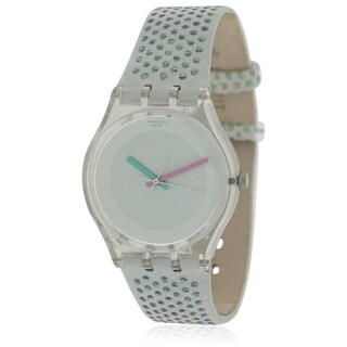 Swatch WHITE RAVE Ladies Watch GE246