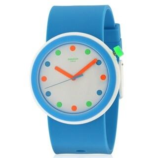 Swatch POPpingpop Silicone Unisex watch PNW102