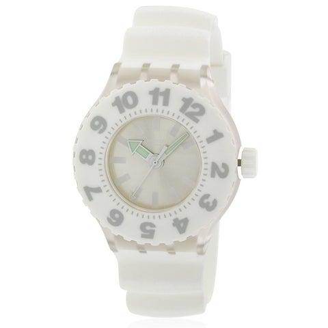 Swatch DIE WEISSE Unisex Watch