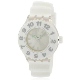 Swatch DIE WEISSE Unisex Watch SUUK114