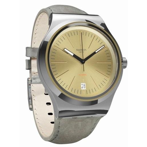 Swatch SISTEM SAND Automatic Unisex Watch YIS411