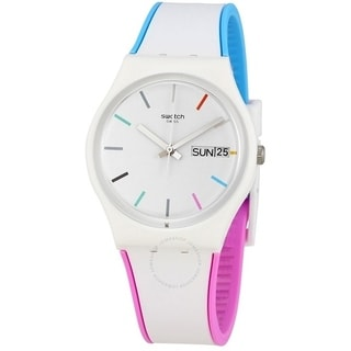 Swatch EDGYLINE Ladies Watch GW708
