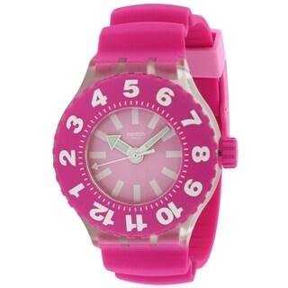Swatch DIE ROSE Unisex Watch SUUK113