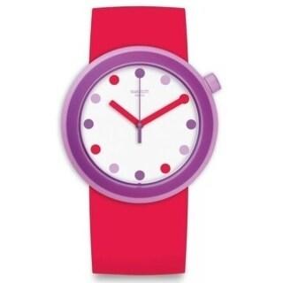 Swatch POPalicious Silicone Unisex watch PNP100