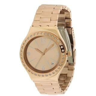 Swatch ALLURISSIME Ladies Watch YGG409G|https://ak1.ostkcdn.com/images/products/17612568/P23829192.jpg?impolicy=medium