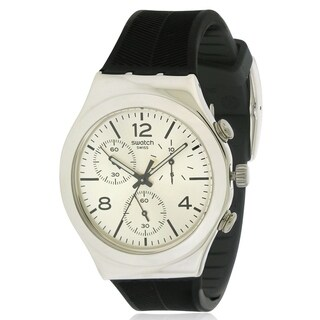 Swatch NERAMENTE Mens Watch YCS111C