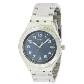 Swatch BLUE POOL Unisex Watch YGS474G